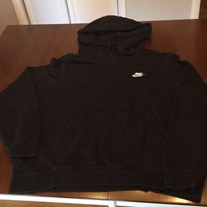 Nike high neck hoodie. Worn 2x